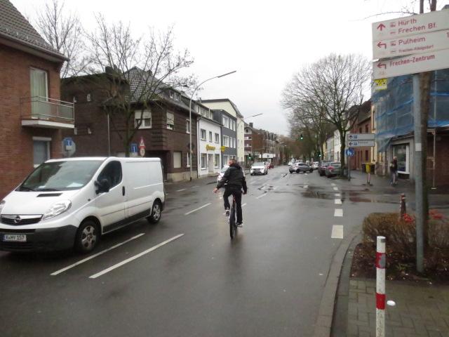 Grüne beantragen zusätzliche Stelle für den Radverkehr