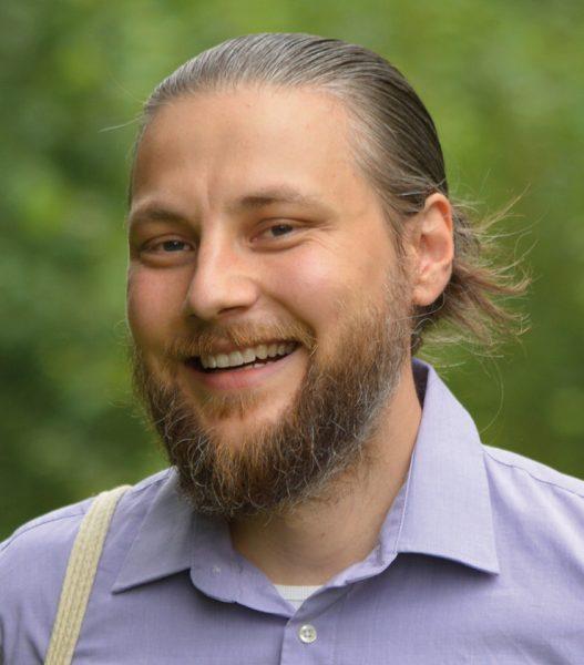 Nils von Pein - Ratsmitglied und Sprecher