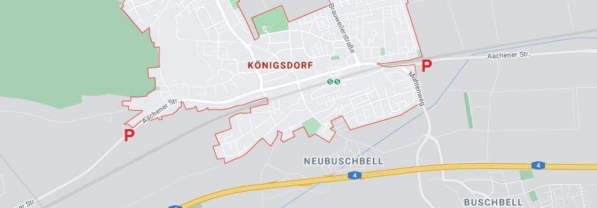 Autobahnanschluss Frechen-Königsdorf – Grüne sehen den Ausbau kritisch